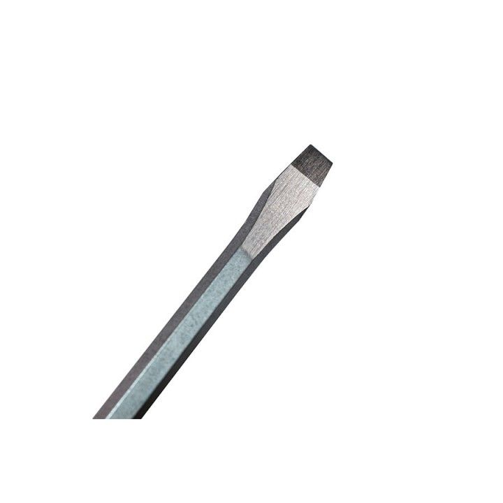 SLOTTED SCREWDRIVER 1.6X8.0 ( W/ STEEL CAP) 200MM