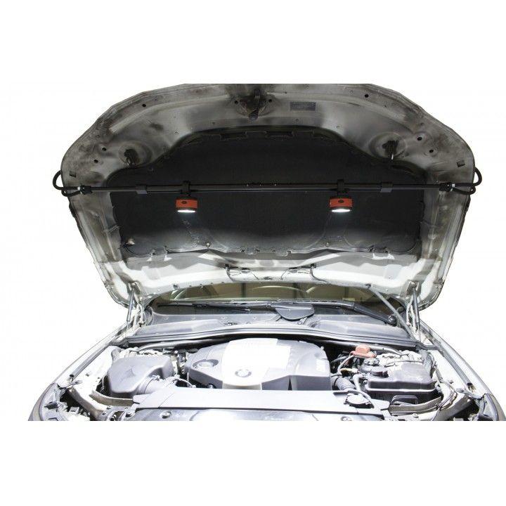 MULTIFUNCTION LAMP FOR CAR HOOD 2x5W COB