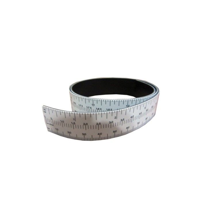 FLÉXIBLE MAGNETIC RULER 600mm