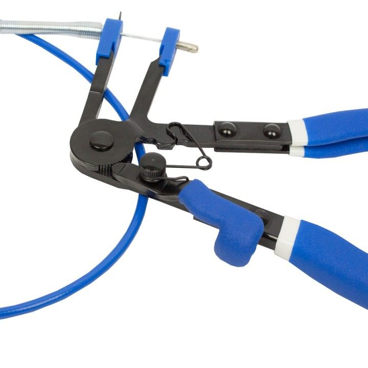BUTTON CONNECTOR PLIER WITH FLEXIBLE CABLE 650MM