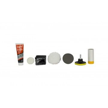 VEHICLE HEADLIGHT RESTORATION KIT
