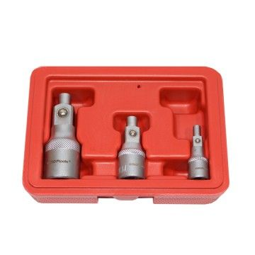 "1/4"" 3/8"" 1/2"" EXTENSION SET WITH MAGNET"