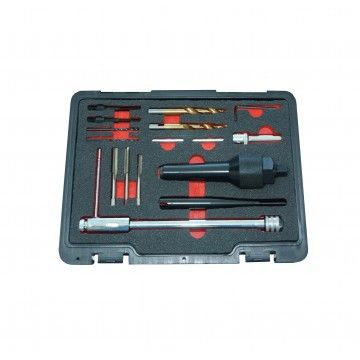 DAMAGED GLOW PLUG REMOVAL SET