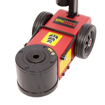 HYDRAULIC PNEUMATIC JACK 15-30T (SHORT)