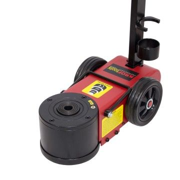 HYDRAULIC PNEUMATIC JACK 20-40T (SHORT)
