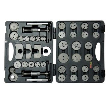 BRAKE CALIPER REWIND TOOL KIT 44pcs