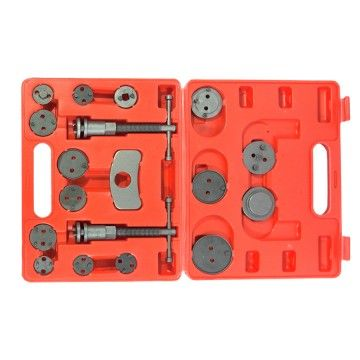 BRAKE CALIPER REWIND TOOL KIT 18pcs