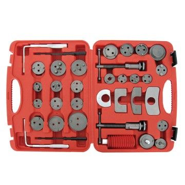 BRAKE CALIPER REWIND TOOL KIT 35pcs