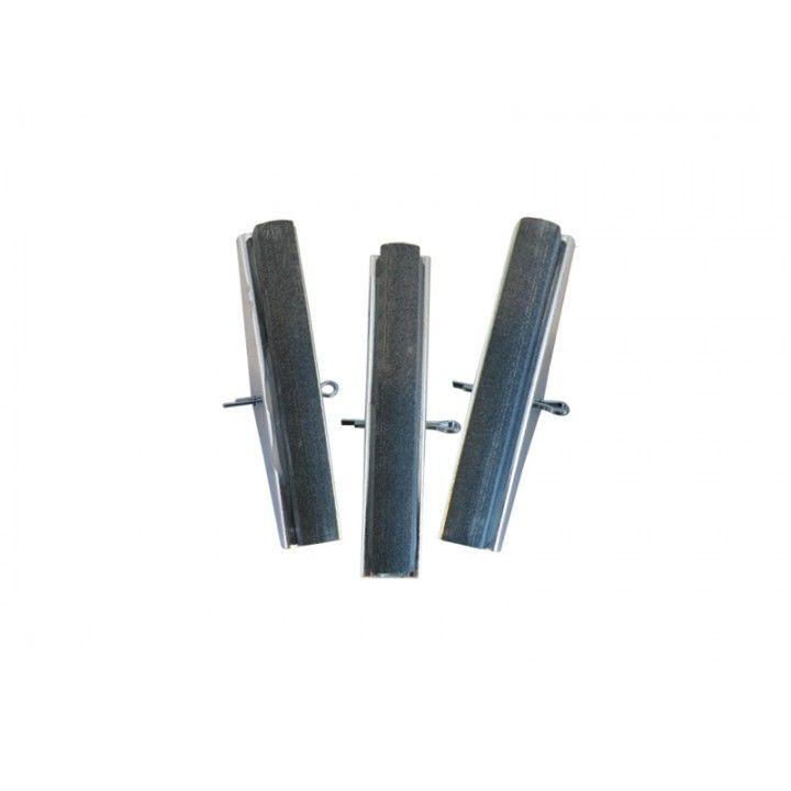 PEDRAS P/ DESPOLIDOR 89-370mm 4 PEC.MED.