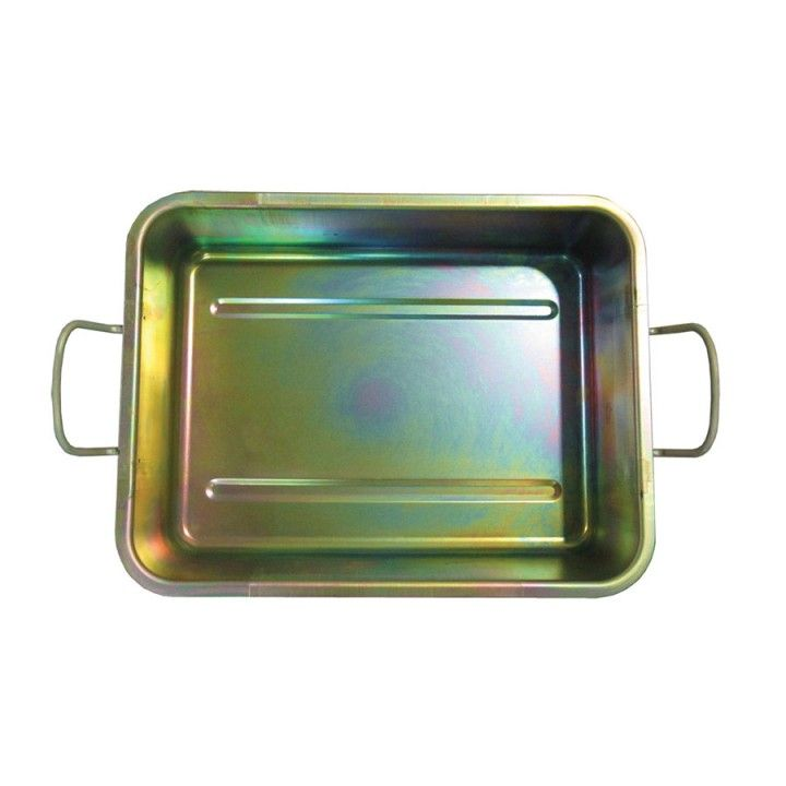 METAL TRAY FOR PIECES