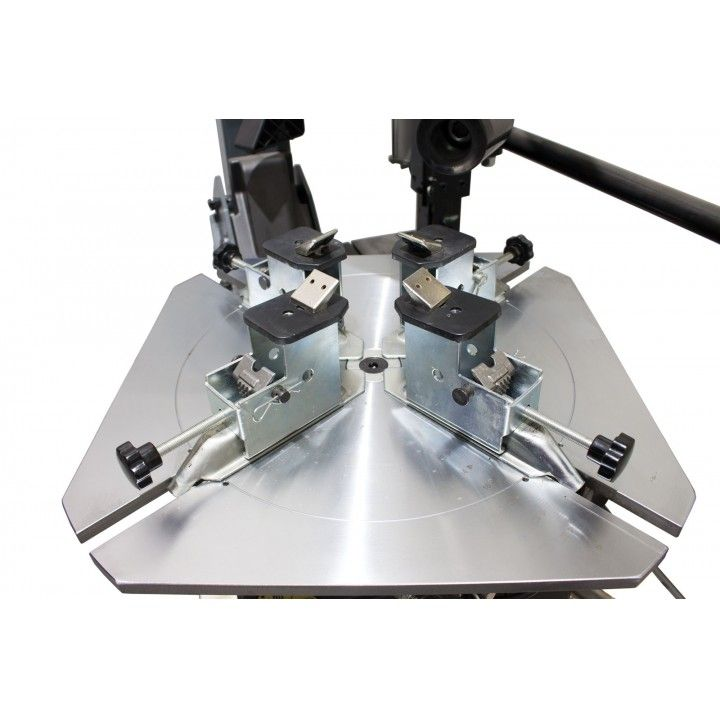 MOTORCYCLE CLAMPING JAWS FOR TYRE CHANGER