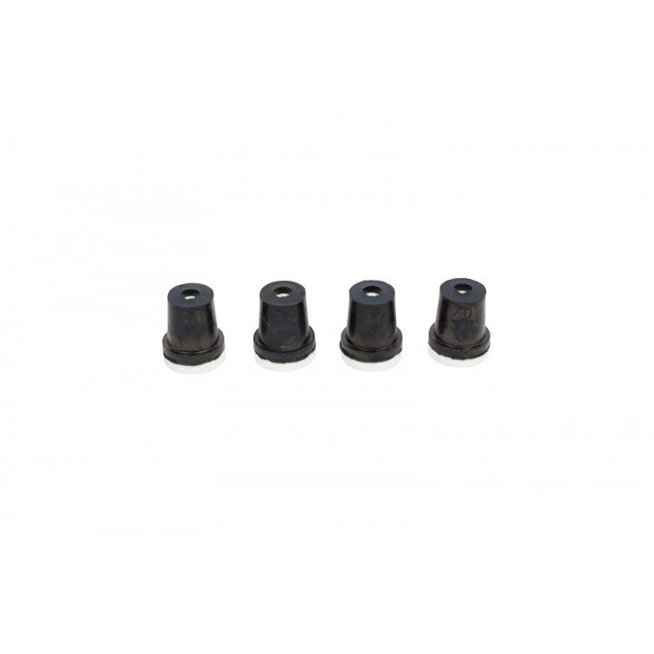 NOZZLES SET FOR SANDBLASTER´S GUN 2/2.5/3/3.5MM