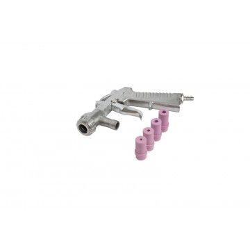 SANDBLASTER GUN WITH NOZZLES 4/5/6/7MM