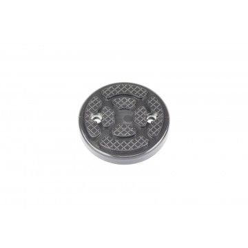 120MM RUBBER PAD 2 HOLES FOR 9805