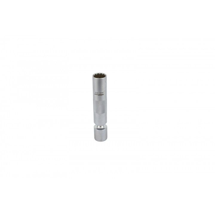 3/8´ 14MM SPARK PLUG SOCKET WITH JOINT 97MM