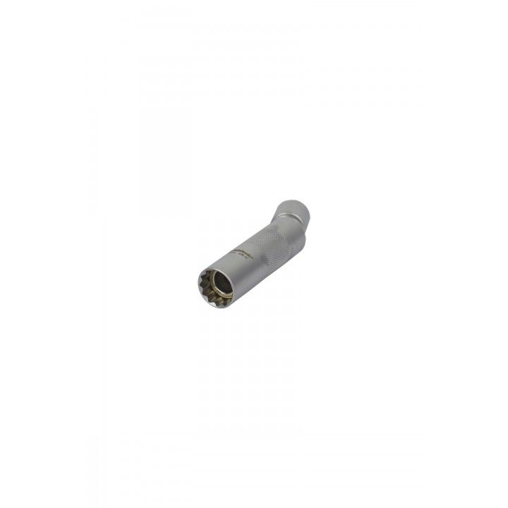 3/8´ 16MM SPARK PLUG SOCKET WITH JOINT 97MM