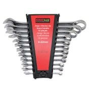 COMBINATION SPANNER SET 12PCS 06-22MM