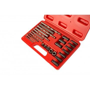 25PCS BOLT EXTRACTOR SET