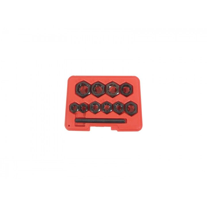 SCREW EXTRACTOR KIT 11pcs