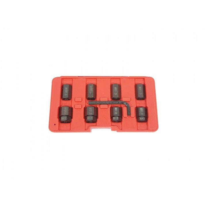 STUD REMOVAL AND INSTALLER SET 9pcs