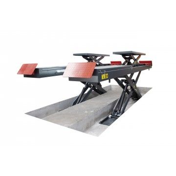 3,5TON DOUBLE SCISSOR LIFT FOR ALIGNMENT W/ LED