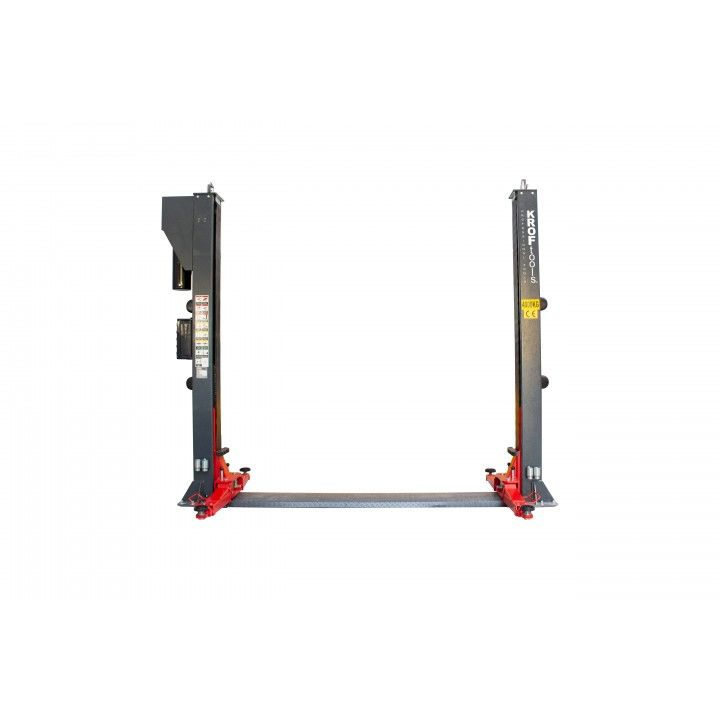 4 TON ELECTRO HYDRAULIC LIFT TWO COLUMNS 380V