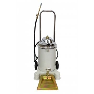 FOOT OPERATED MANUAL GREASE DISPENSER 13KG