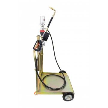 TROLLEY MOUNTED PNEUMATIC OIL DISPENSER KIT 180-22