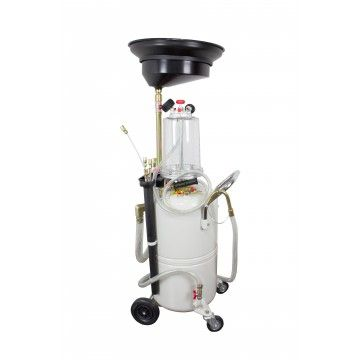 90L OIL DRAINER WITH PRECHAMBER