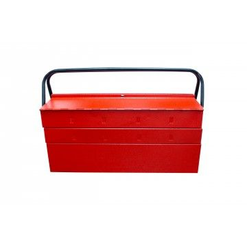 535MM TOOL BOX WITH 5 COMPARTMENTS