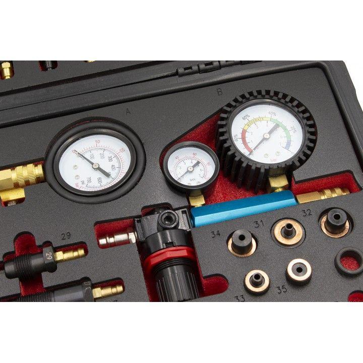 PETROL/DIESEL ENGINE COMPRESSION AND LEKAGE TEST KIT
